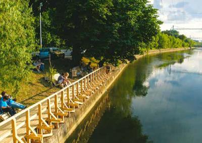 Râul Someș de la Vest la Est Foto Radu Pădurean