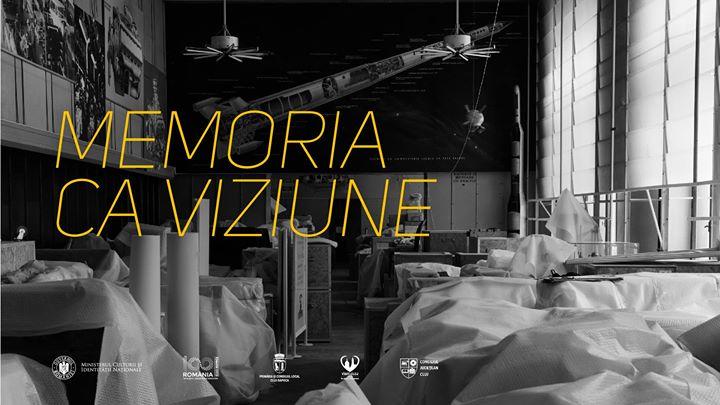 """Centrul Cultural Clujean anunță seria de evenimente """"Memoria ca viziune"""""""