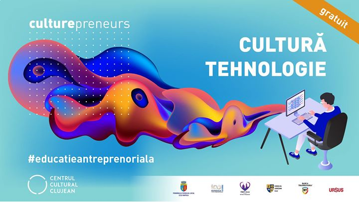 Centrul Cultural Clujean lansează Culturepreneurs, programul gratuit de educație antreprenorială pentru industriile culturale