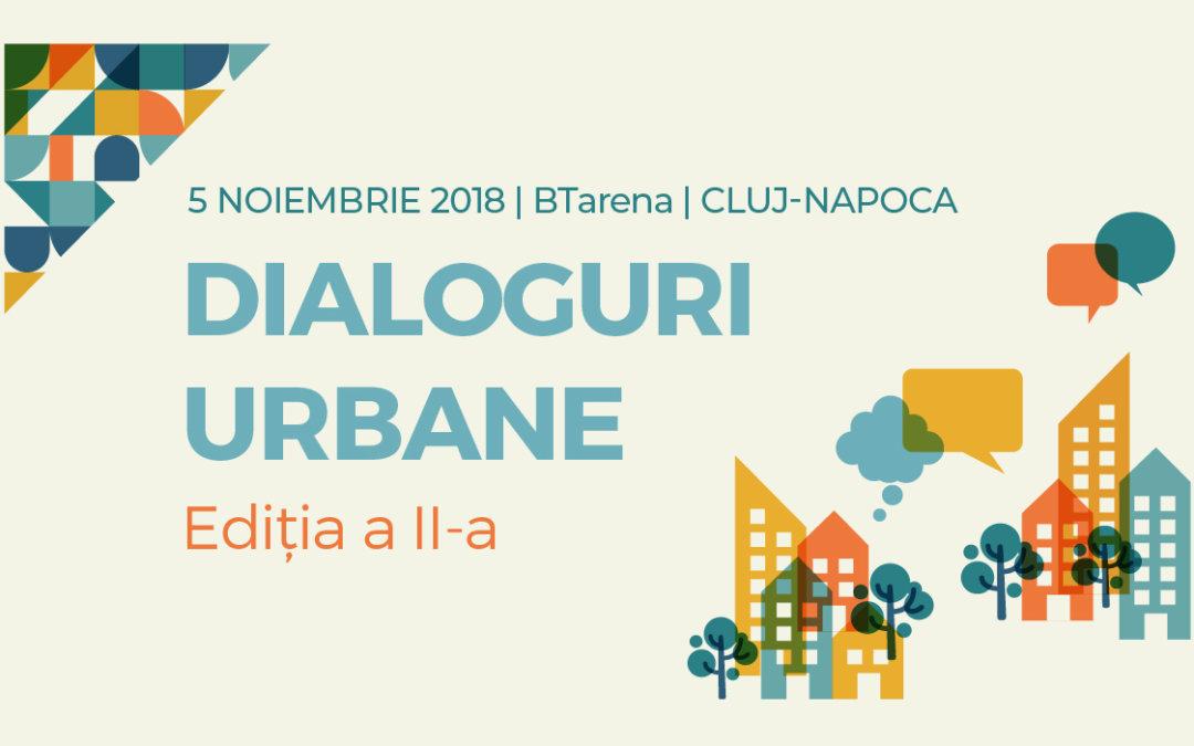 Bune practici în inovare urbană la conferința Dialoguri Urbane organizată de Centrul Cultural Clujean
