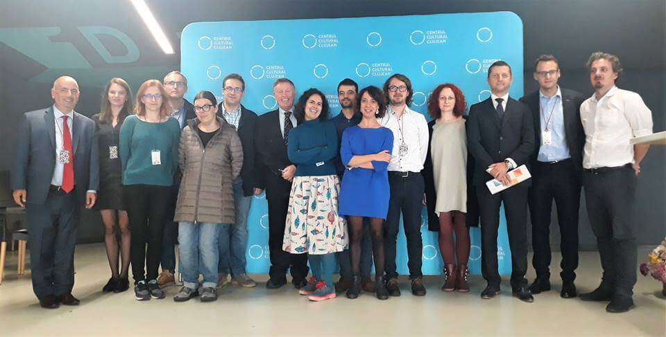 Cluj: The Municipality and the Cluj Cultural Centre announce the development of the first Urban Innovation Unit in the Eastern Europe