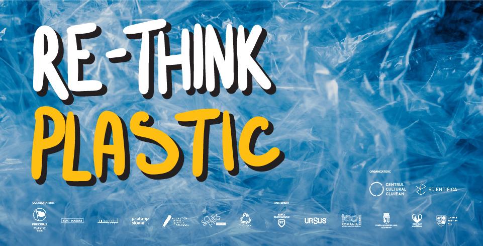 Re-Think Plastic: un eveniment care se concentrează pe educare privind reciclarea plasticului