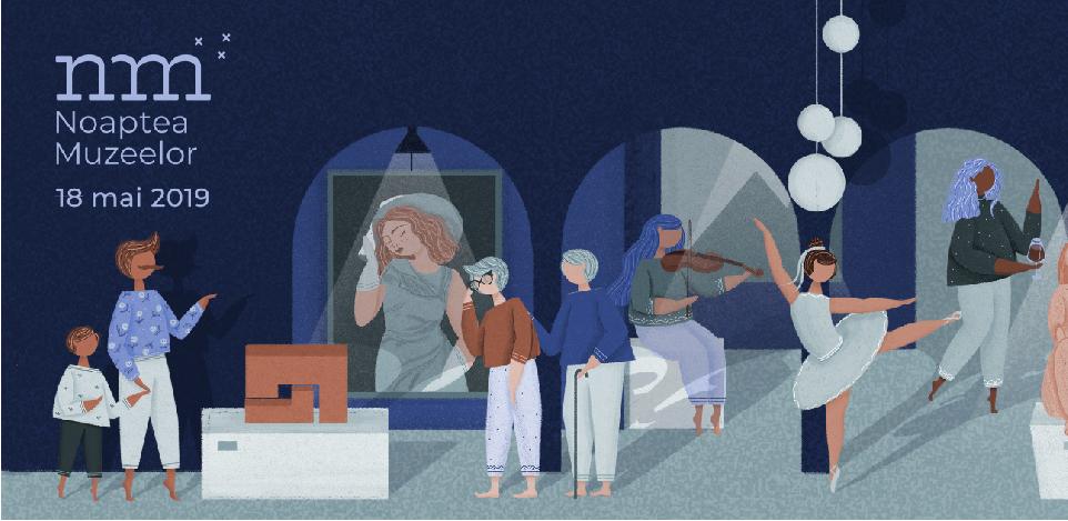 Apel: Noaptea Muzeelor în Cluj-Napoca, 18 mai 2019