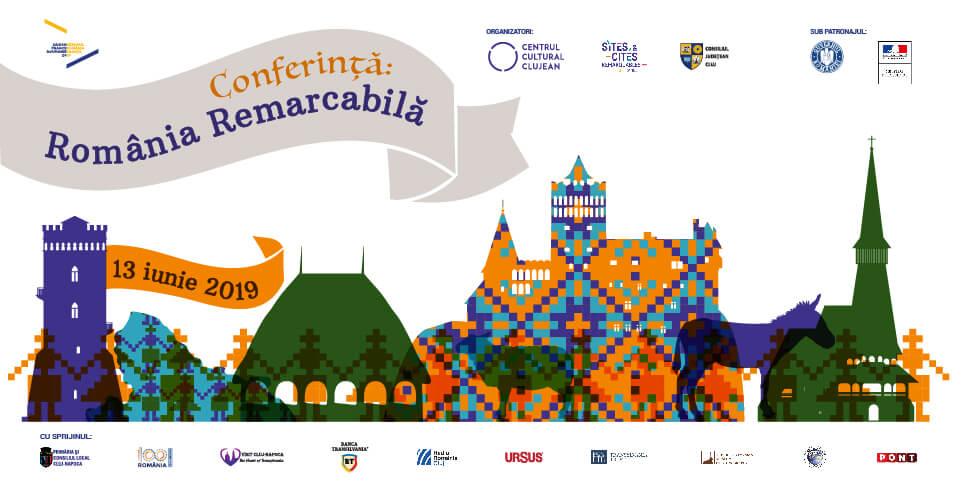 România Remarcabilă se lansează la Cluj-Napoca