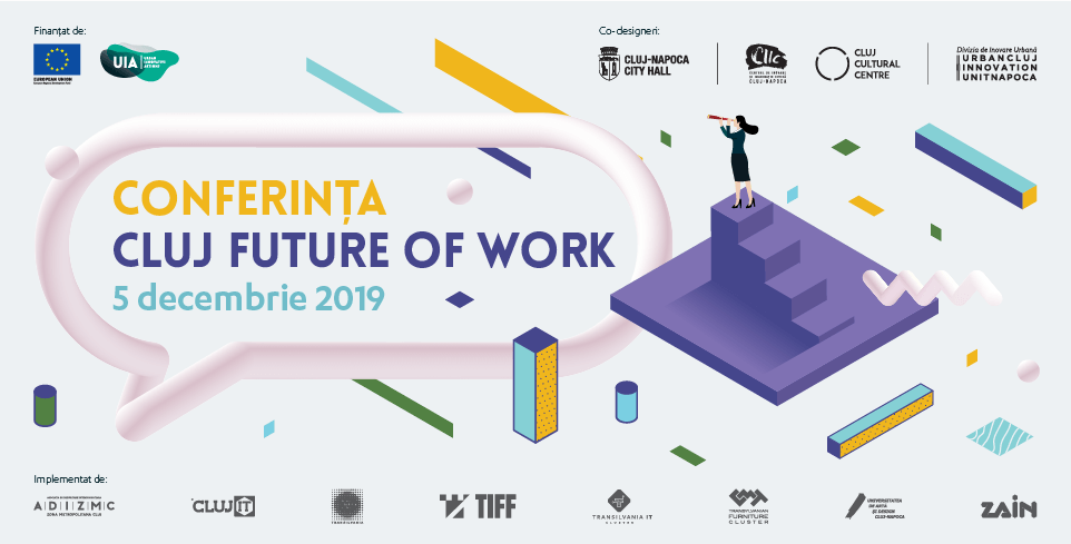 CONFERINȚA CLUJ FUTURE OF WORK