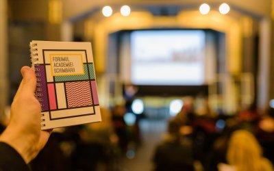 Forumul Academiei Schimbării la final: două zile de inspirație și încurajare