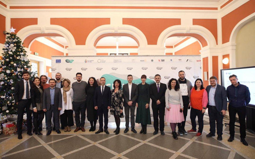 CLUJ FUTURE OF WORK : Cum va arăta în 20 de ani modul în care lucrăm și în care contribuim la calitatea vieții în Cluj-Napoca?