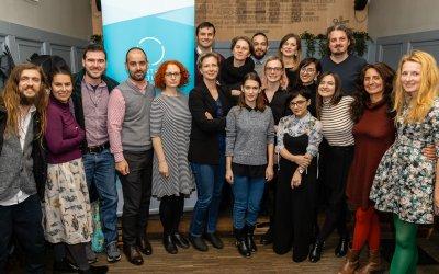 Culturepreneurs 2019 a ajuns la final