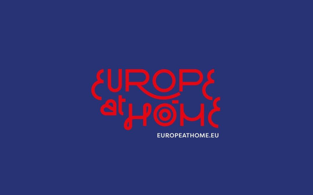 Lucrările a doi artiști clujeni incluse în proiectul Europe at Home