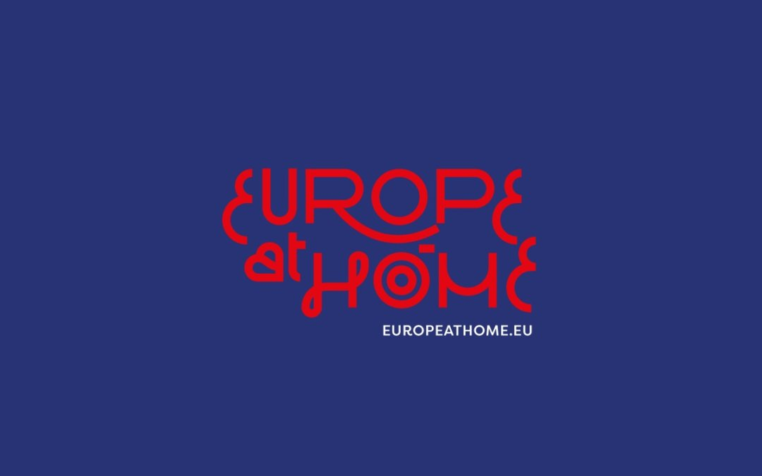 The works of two artists from Cluj included in the Europe at Home project