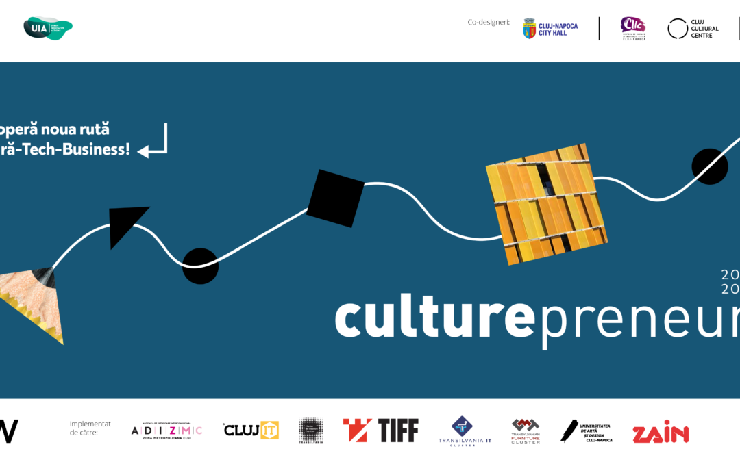 Culturepreneurs 20/21 is ON – 80 Business Ideas for the Cultural and Creative Sectors Wanted for the Program`s 3rd Edition