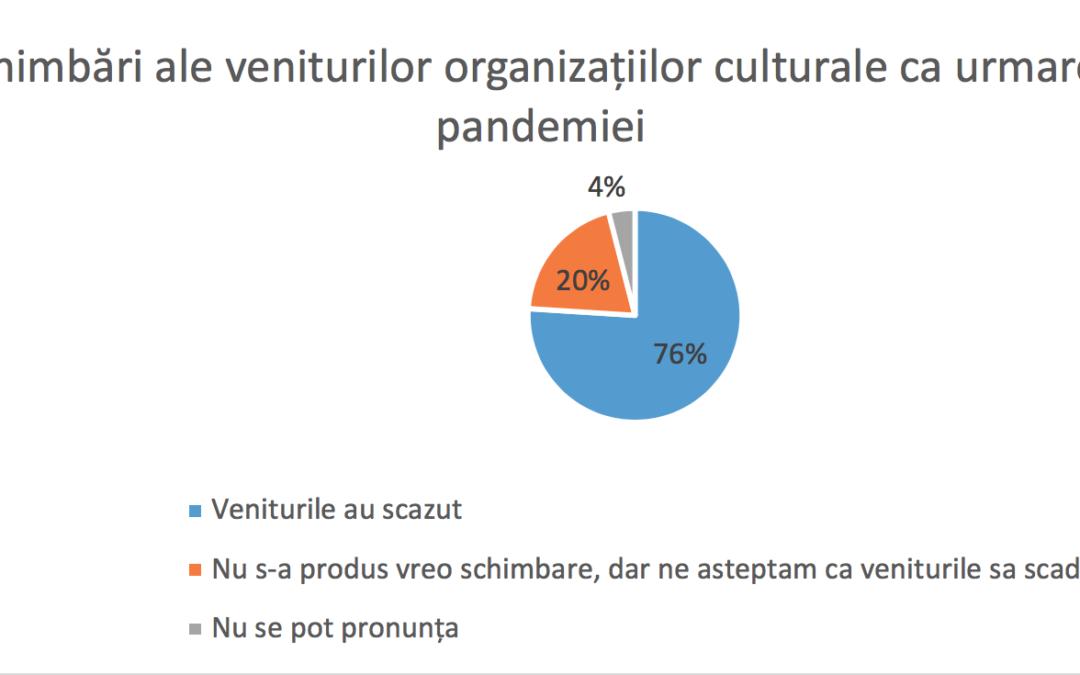 Impactul pandemiei asupra sectorului cultural din Cluj-Napoca și din țară