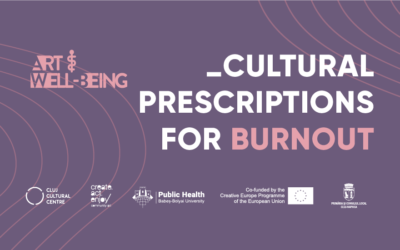 Overcoming Burnout through Arts. A Cultural Prescriptions Pilot Project