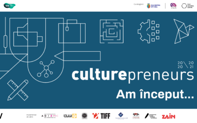 The Culturepreneurs 20/21 program has started