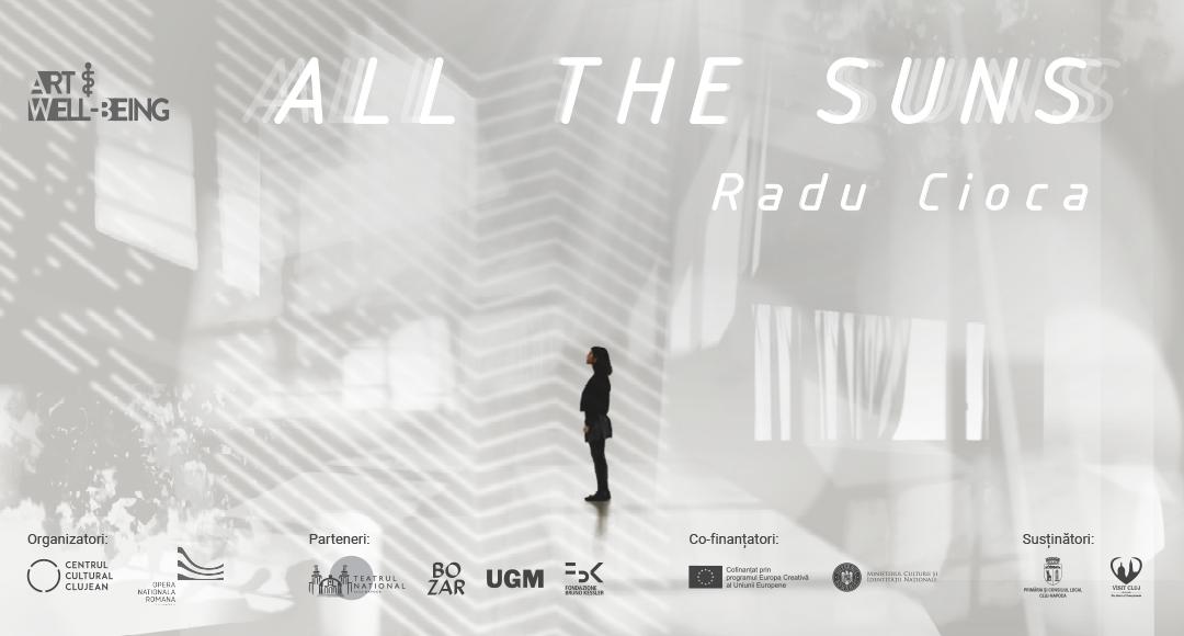 """All the Suns"" deschide stagiunea 2021-2022 a Operei Naționale Române Cluj-Napoca"